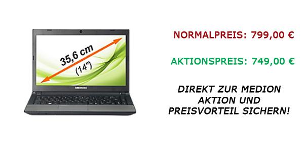 Medion-Ultrabook-Aktion vom 05.02.2013