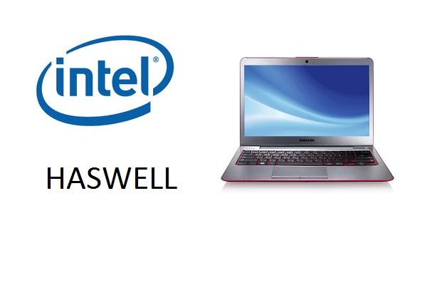Intel Haswell Ultrabooks